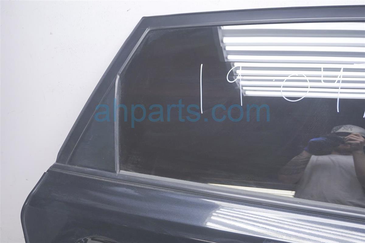 2017 Toyota IM Rear Passenger Door No Trim Panel Black 67003 12B70 Replacement