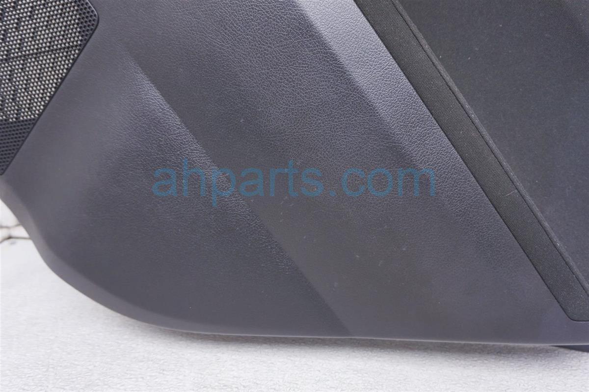 2017 Toyota IM Rear Passenger Door Panel (trim Liner) Black 67630 12N90 C1 Replacement