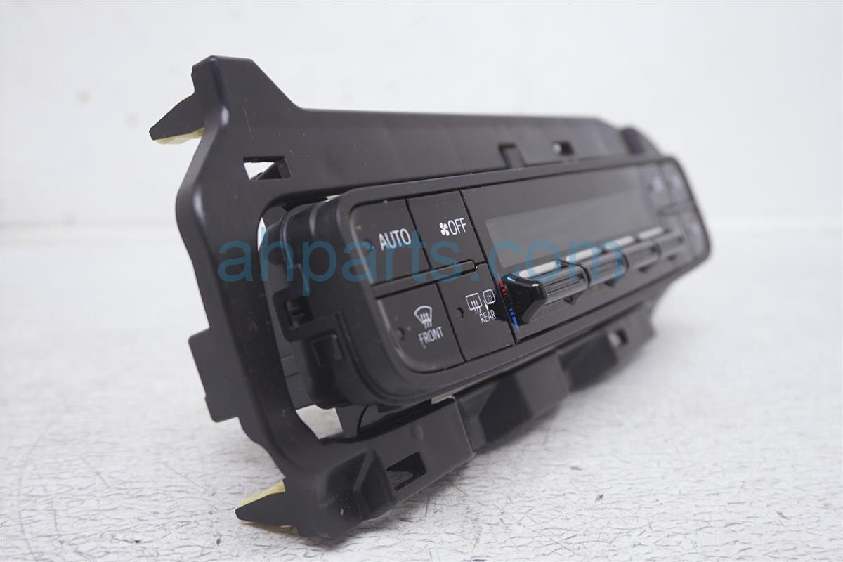 2017 Toyota IM Temperature Climate Heater/ac Control(on Dash) 55900 12F00 Replacement