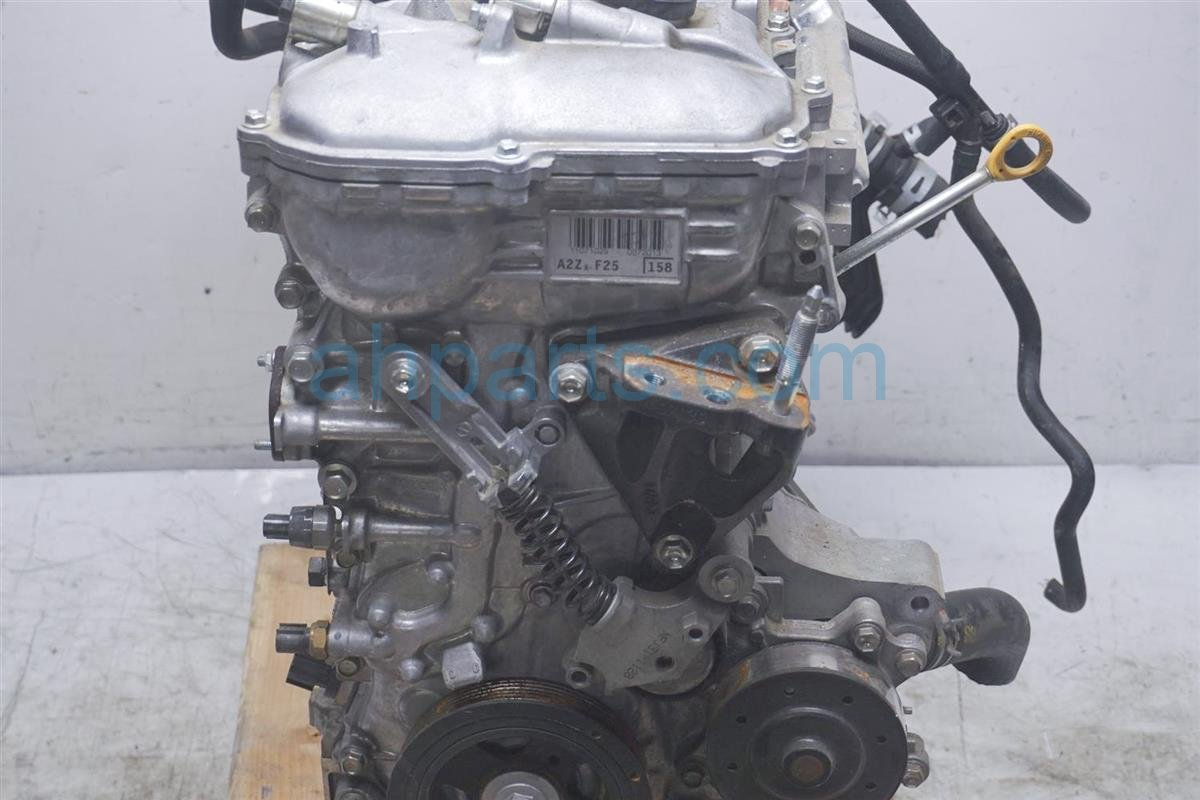 2017 Toyota IM Motor / Engine  miles 25k 2ZR FAE Replacement