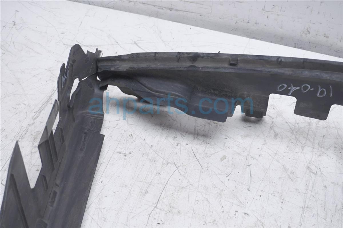 2014 Acura MDX Mud Flap Front Bumper Air Guide Assy 71115 TZ5 A00 Replacement