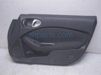 $140 Nissan RH DOOR PANEL (TRIM LINER) BLACK