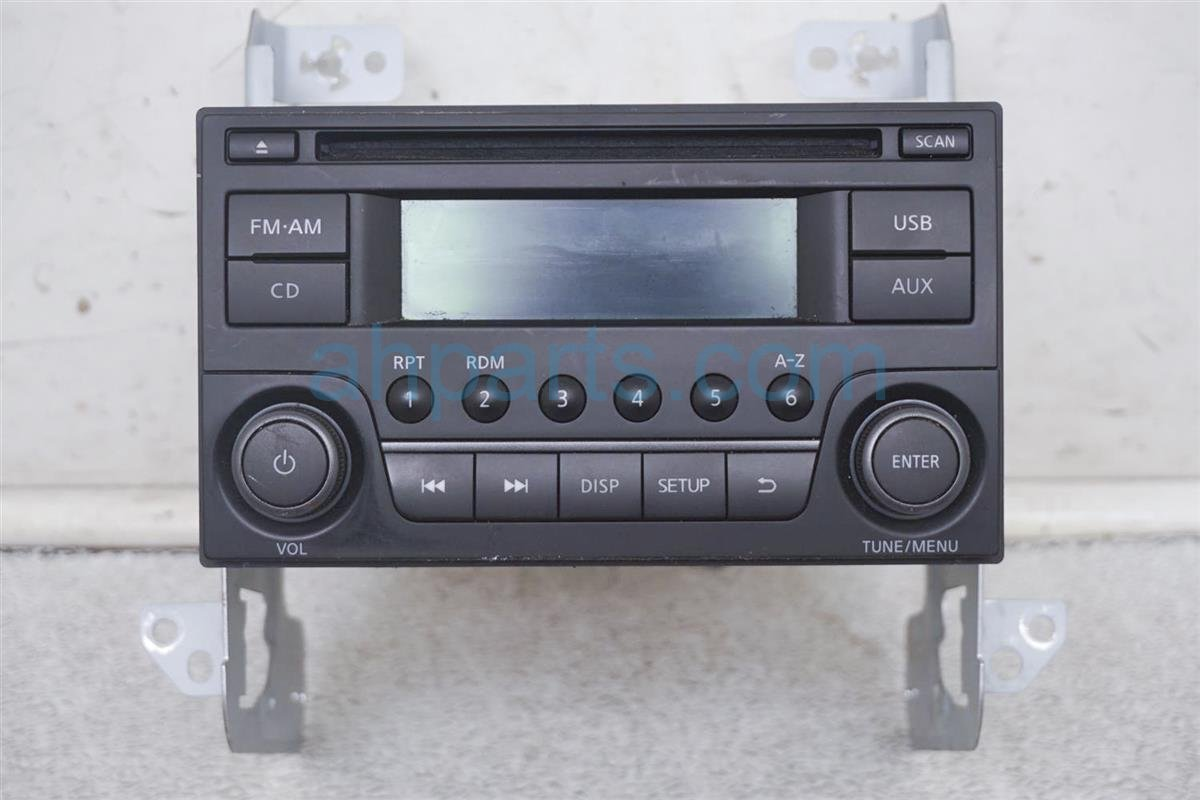 2016 Nissan 370z Am/fm/cd Radio 28185 6GA0A Replacement