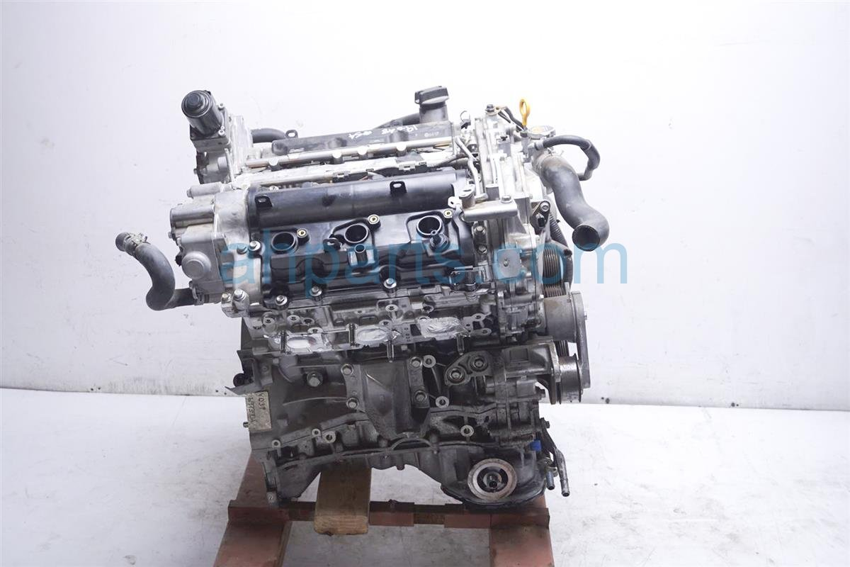 2016 Nissan 370z Motor / Engine  miles=37k Replacement
