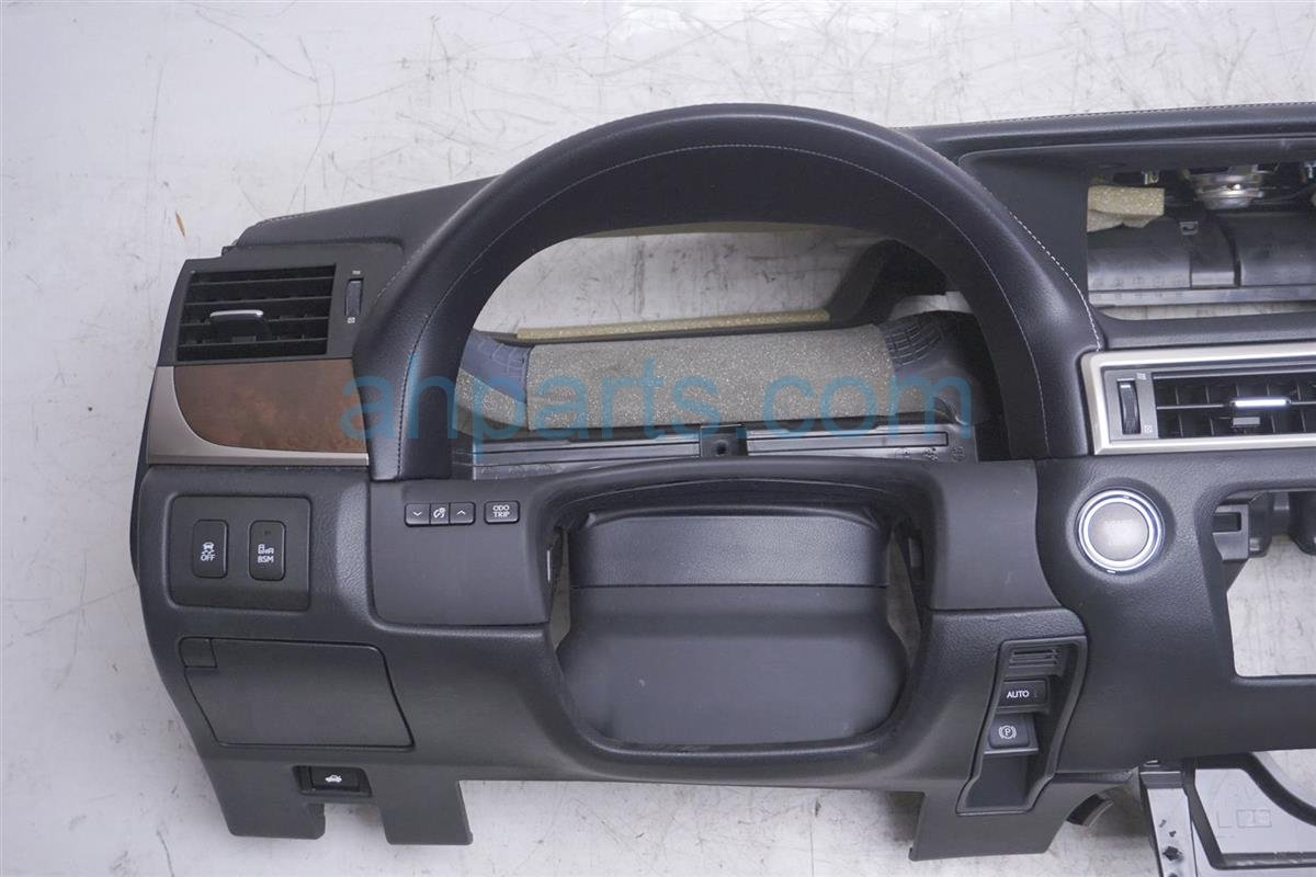 2013 Lexus Gs350 Dashboard W/o Heads Up, W/ Airbag 55401 30780 C0 Replacement