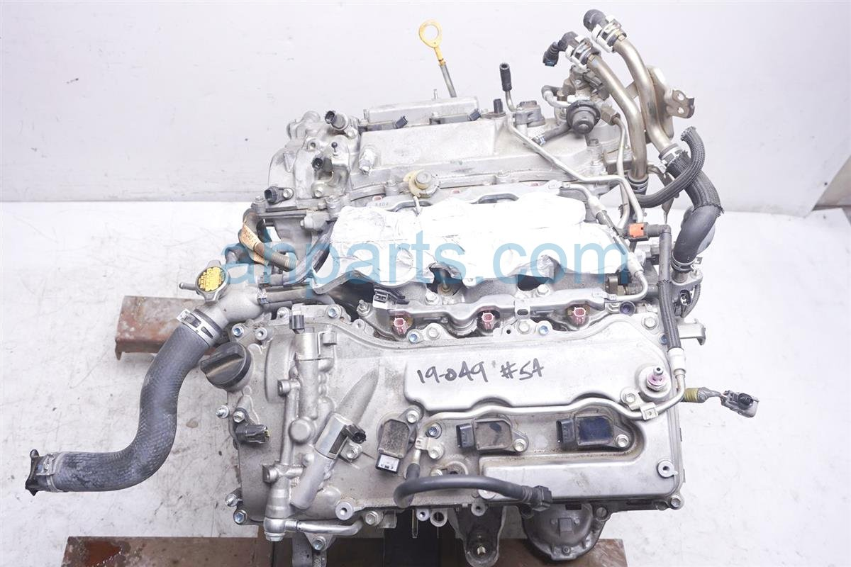 2013 Lexus Gs350 Motor / Engine  miles=45k Replacement