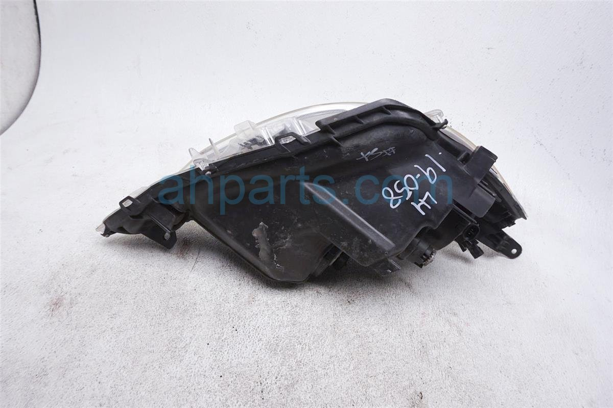Sold 2012 Toyota Prius Headlight Driver Head Light / Lamp Needs Polish 81150 52E80 Replacement