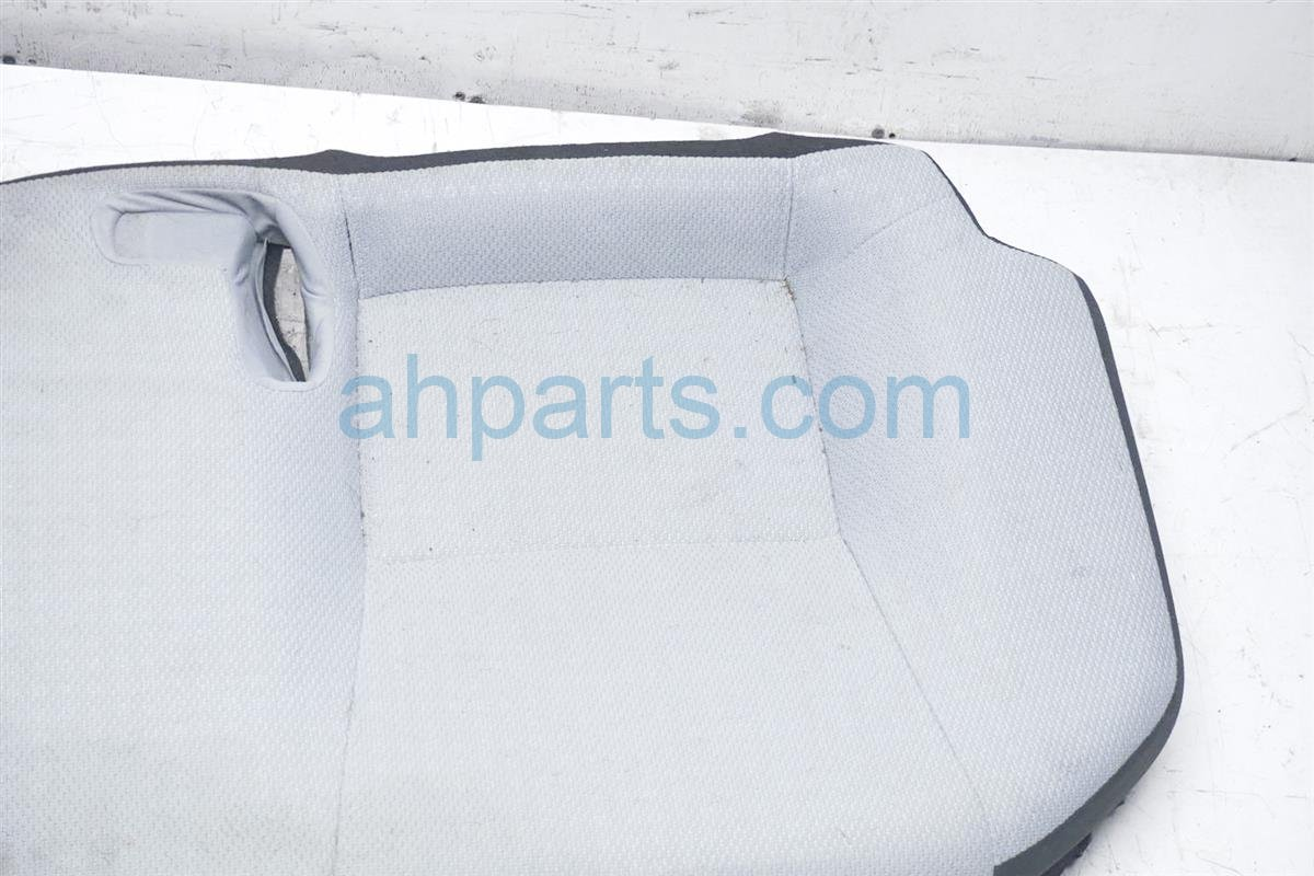 2012 Toyota Prius Back (2nd Row) Rear Seat Bottom Portion Gray 71075 52J41 B1 Replacement