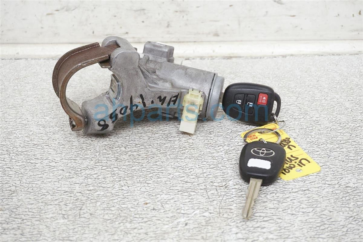 2012 Toyota Prius Column At Ignition Switch + Key 69057 52B40 Replacement