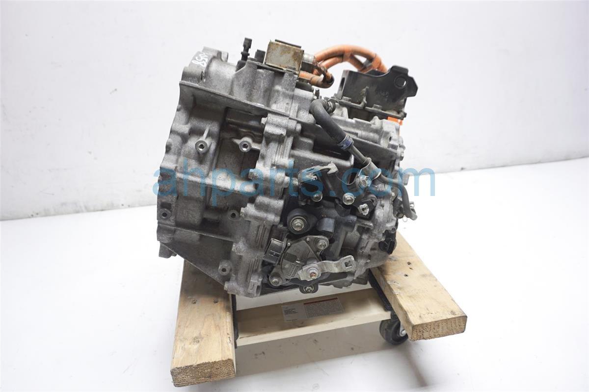 2012 Toyota Prius At Transmission   Miles=65k 30900 52010 Replacement