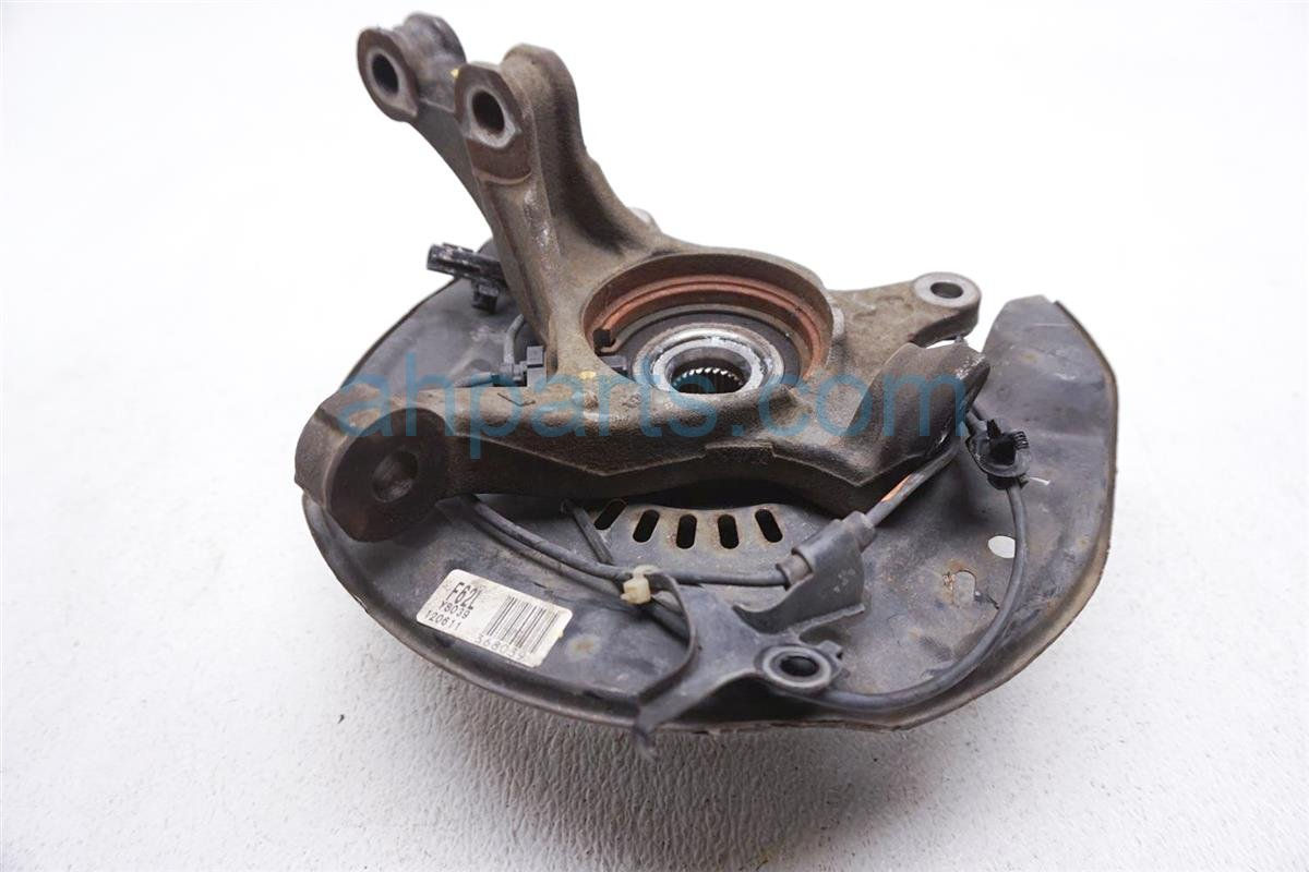 2012 Toyota Prius Hub Front Driver Spindle Knuckle + Sensor Wire 43212 52050 Replacement