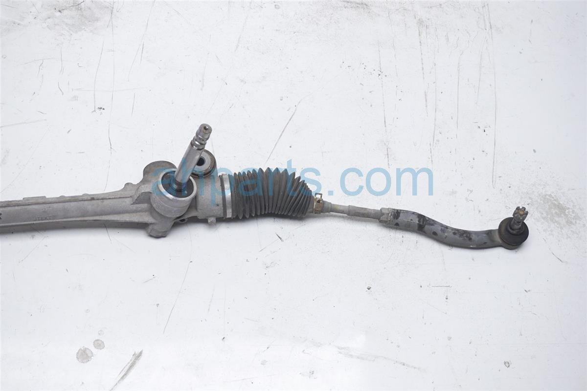 2012 Toyota Prius Gear Box Power Steering Rack And Pinion 45510 52350 Replacement