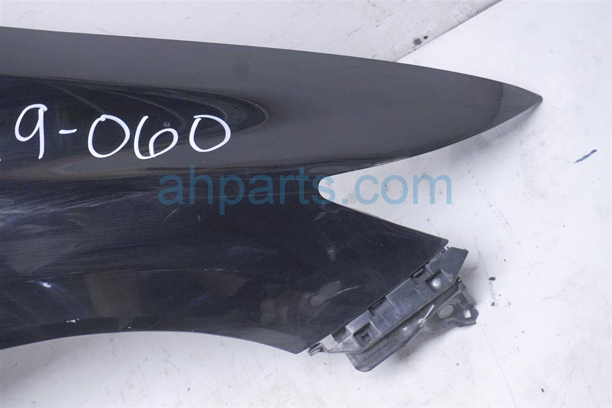 2013 Honda Civic Passenger Fender Black   Bend At The Front 60211 TR6 305ZZ Replacement