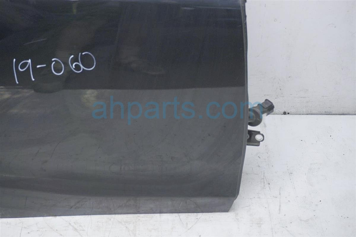 2013 Honda Civic Rear Passenger Door   Black Replacement