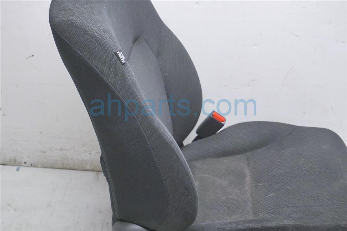 2013 Honda Civic Front Passenger Seat Black No Airbag 04811 TR6 L20ZC Replacement