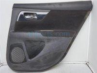 Nissan RR/RH DOOR PANEL  (BLACK)