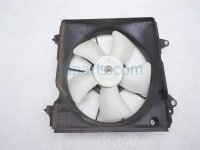 $80 Honda RADIATOR FAN ASSEMBLY - RIMLESS