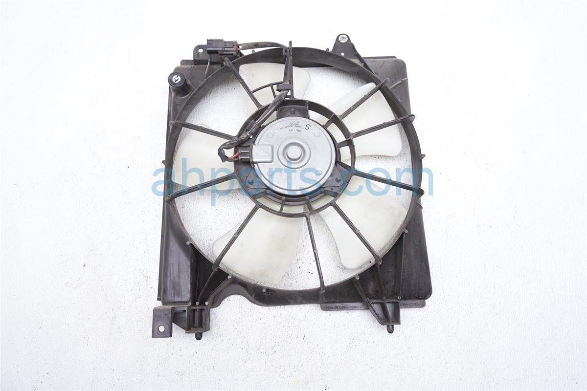 2013 Honda Civic Cooling Radiator Fan Assembly   Rimless 19015 R1A A02 Replacement