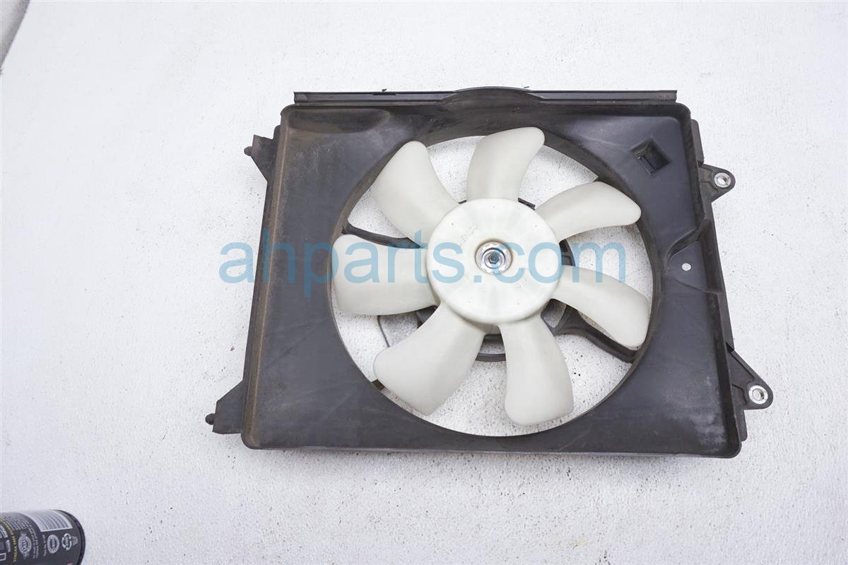 2013 Honda Civic Cooling Ac Condenser Fan Assembly   Rimless 38611 R1A A02 Replacement
