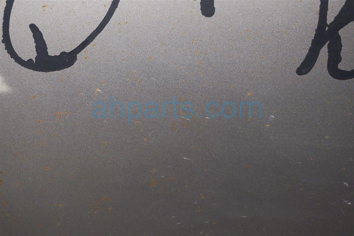 2007 Honda Odyssey Hood   Gold   Driver Corner Damage 60100 SHJ A90ZZ Replacement