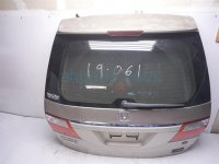 $400 Honda REAR LIFTGATE DOOR - GOLD