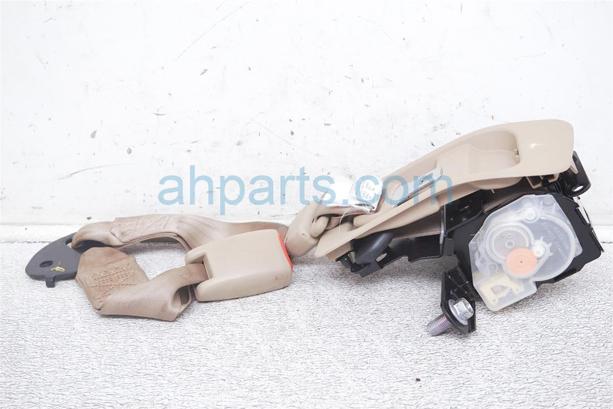 2007 Honda Odyssey Rear 3rd Row Mid Seat Belt   Tan 04827 SHJ A00ZH Replacement