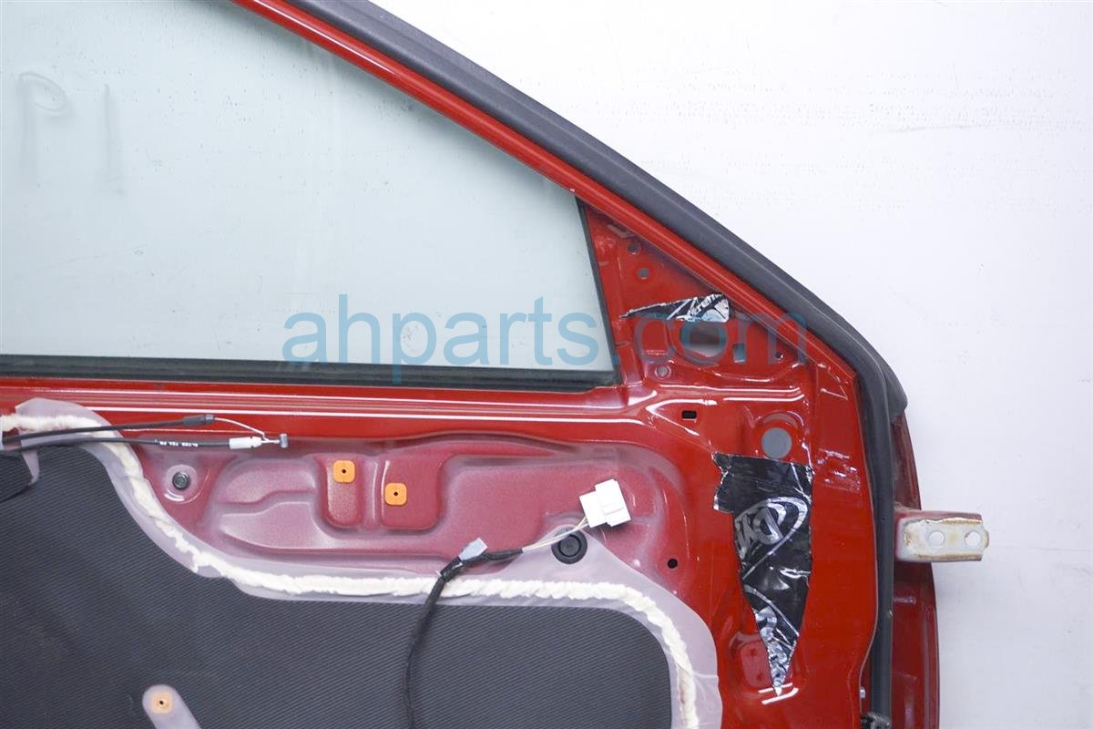 Sold 2017 Honda Accord Front Driver Door   Red Replacement