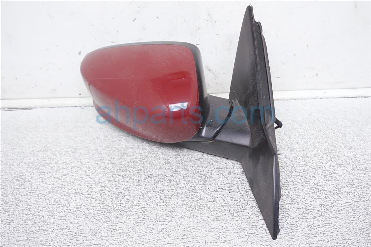 2017 Honda Accord Passenger Side Rear View Mirror   Red 76200 T2F A31ZC Replacement