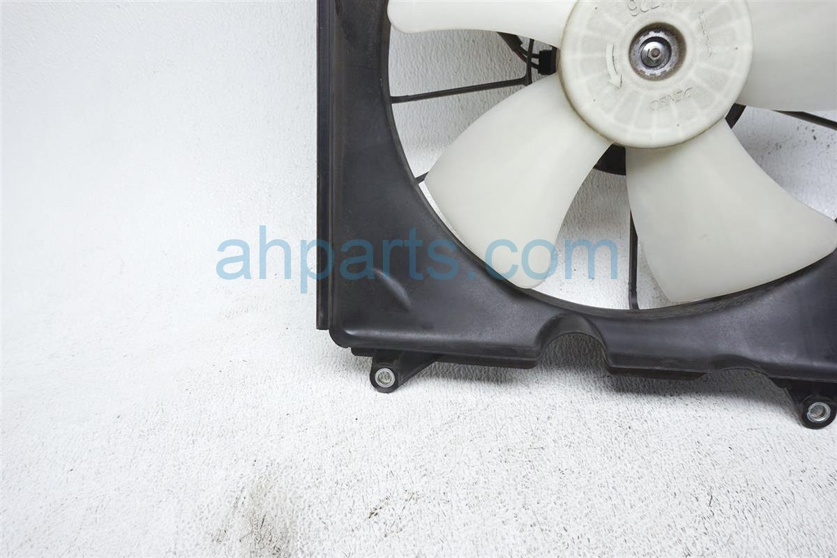 2017 Honda Accord Cooling Radiator Fan Assembly 19020 RWK J01 Replacement
