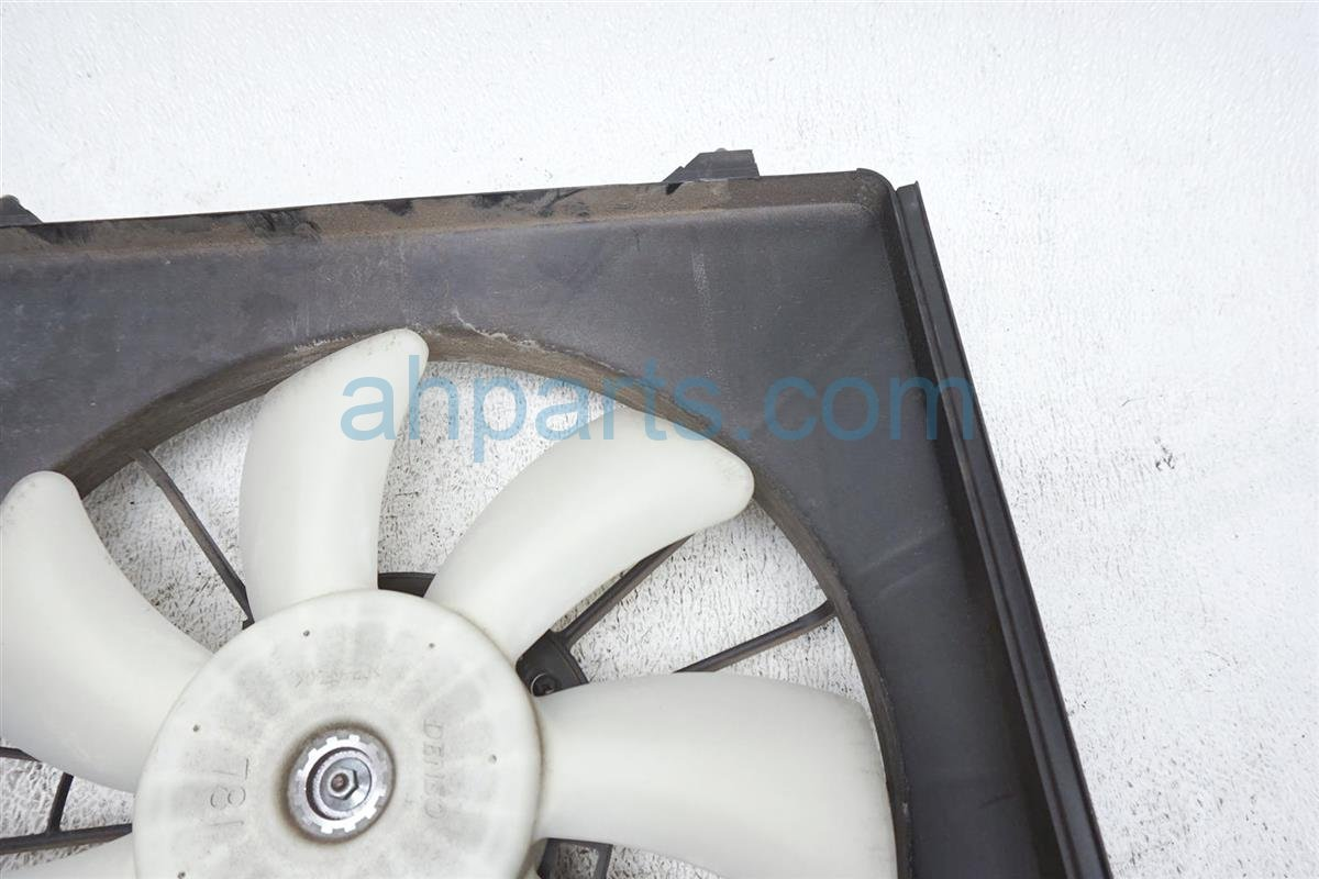2017 Honda Accord Cooling Ac Condenser Fan Assembly   38611 R40 A01 Replacement