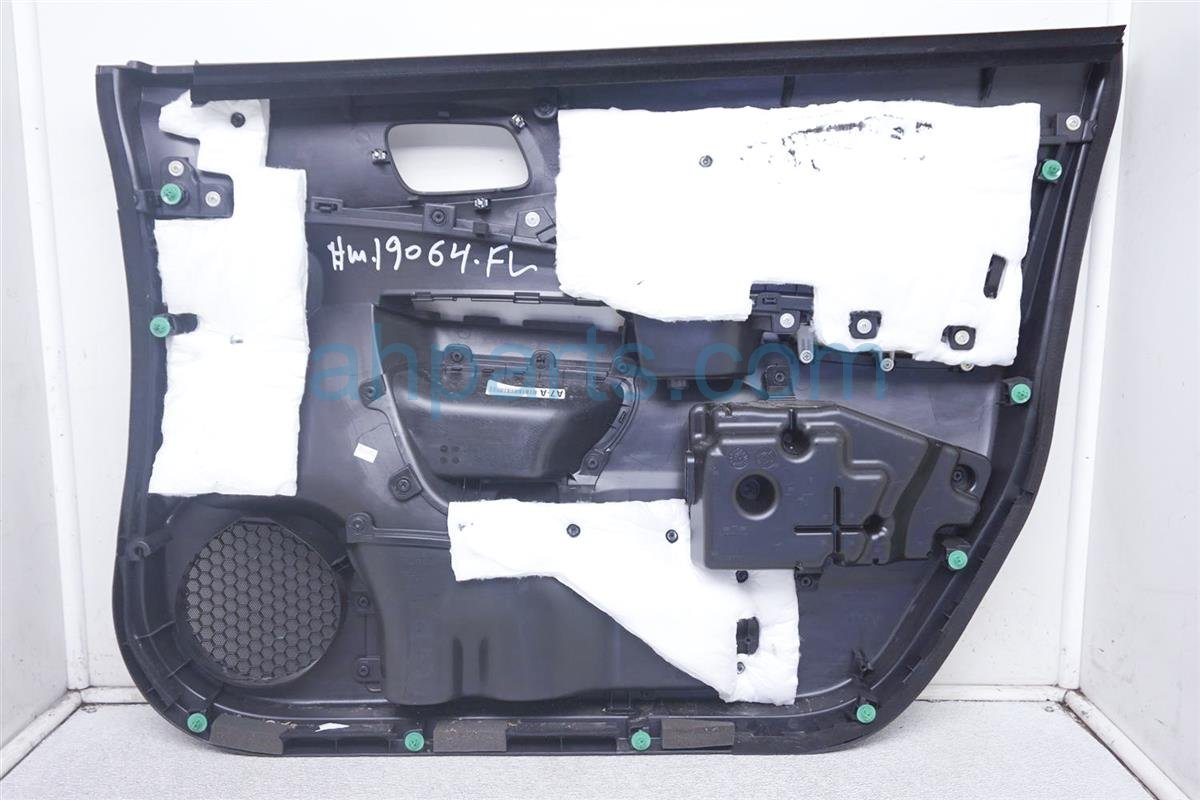 2016 Honda CR V Trim / Liner Front Driver Door Inside Panel   No Switch 83552 T0A A73ZA Replacement