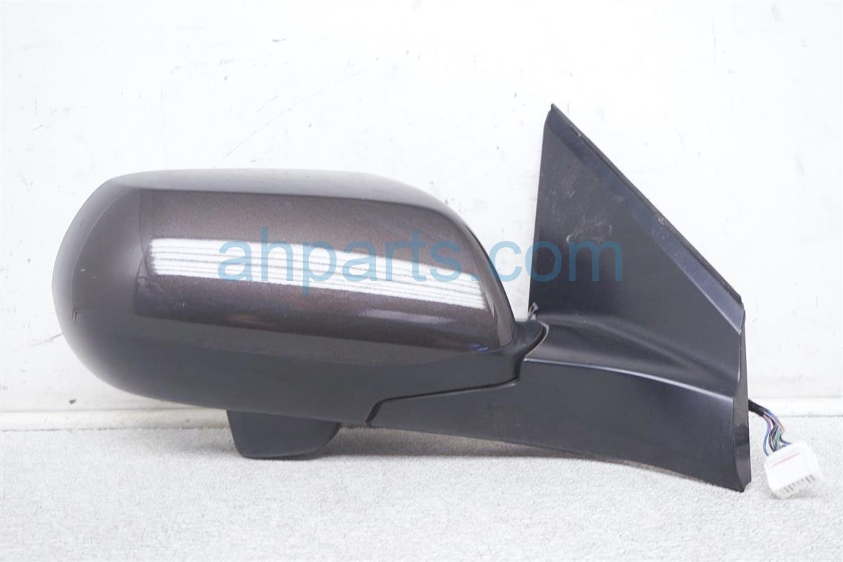 2016 Honda CR V Passenger Side Rear View Mirror   Brown 76208 T1W A11 Replacement
