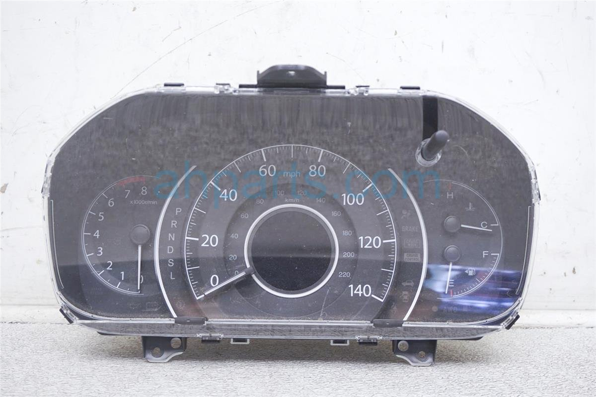 2016 Honda CR V Instrument Gauge Speedometer   Cluster   Awd   42k 78100 T1W A11 Replacement