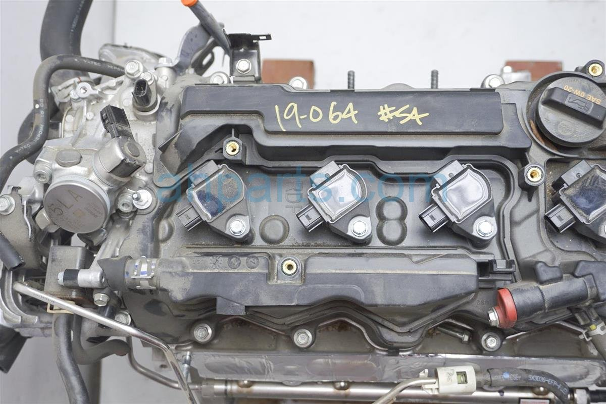 2016 Honda CR V Motor / Engine  miles=42k Tested 10002 5LA A00 Replacement