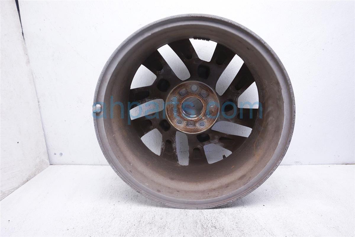 2016 Honda CR V Rear Passenger Wheel/rim Light Scratches 42700 T1W A85 Replacement