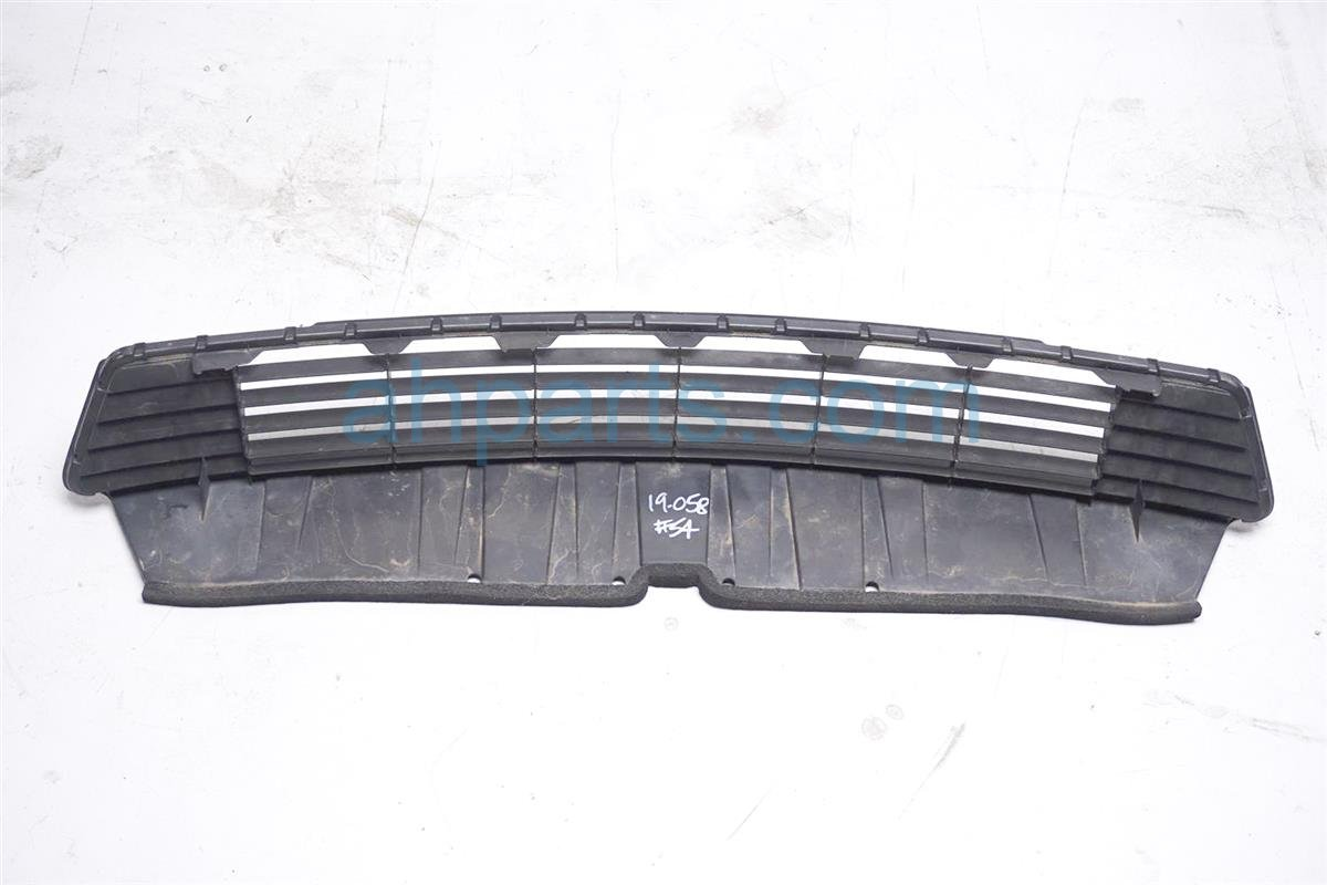 Sold 2012 Toyota Prius Lower Grille   Black 53112 52370 Replacement