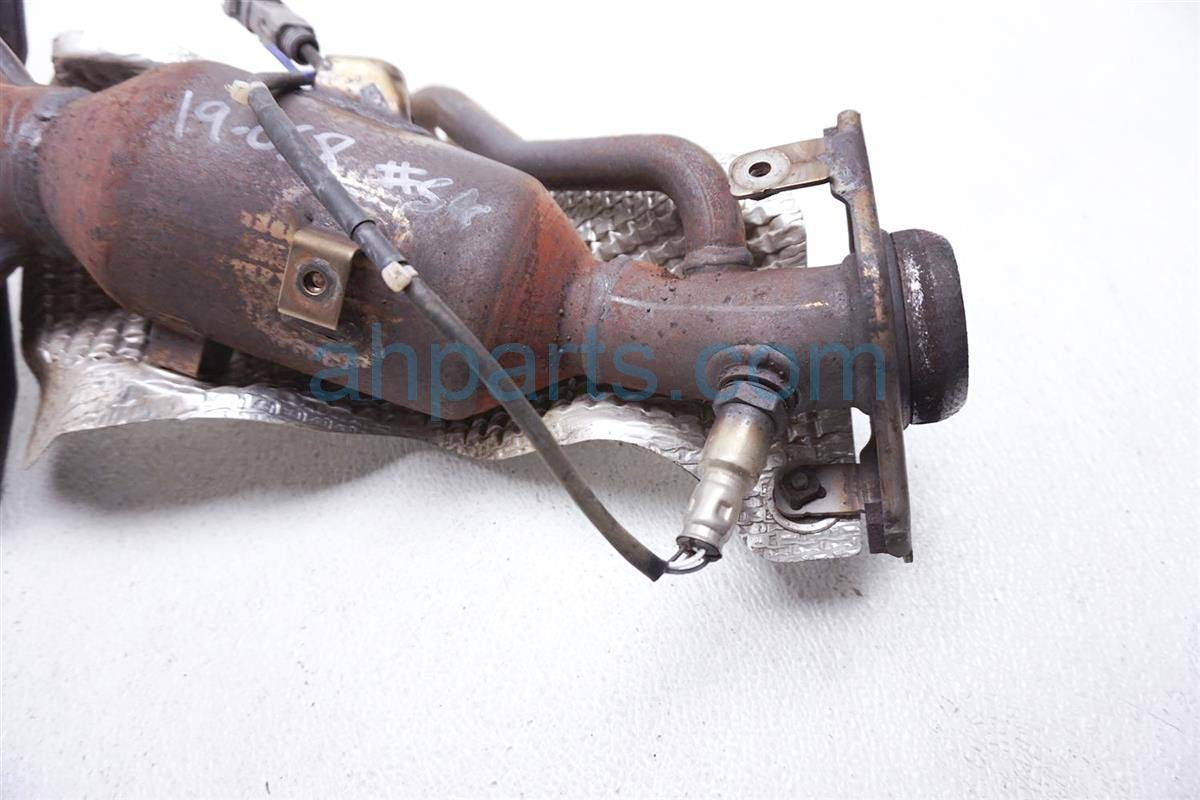 2012 Toyota Prius Lower Oxygen Sensor 89465 52670 Replacement