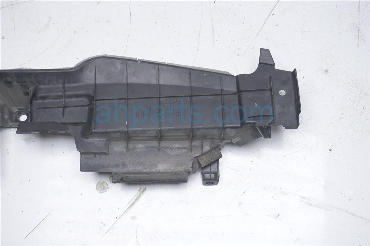 Sold 2012 Toyota Prius Upper Grille Engine Sight Shield 53289 52080 Replacement