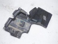$25 Toyota RH UNDER ENGINE SPLASH SHIELD