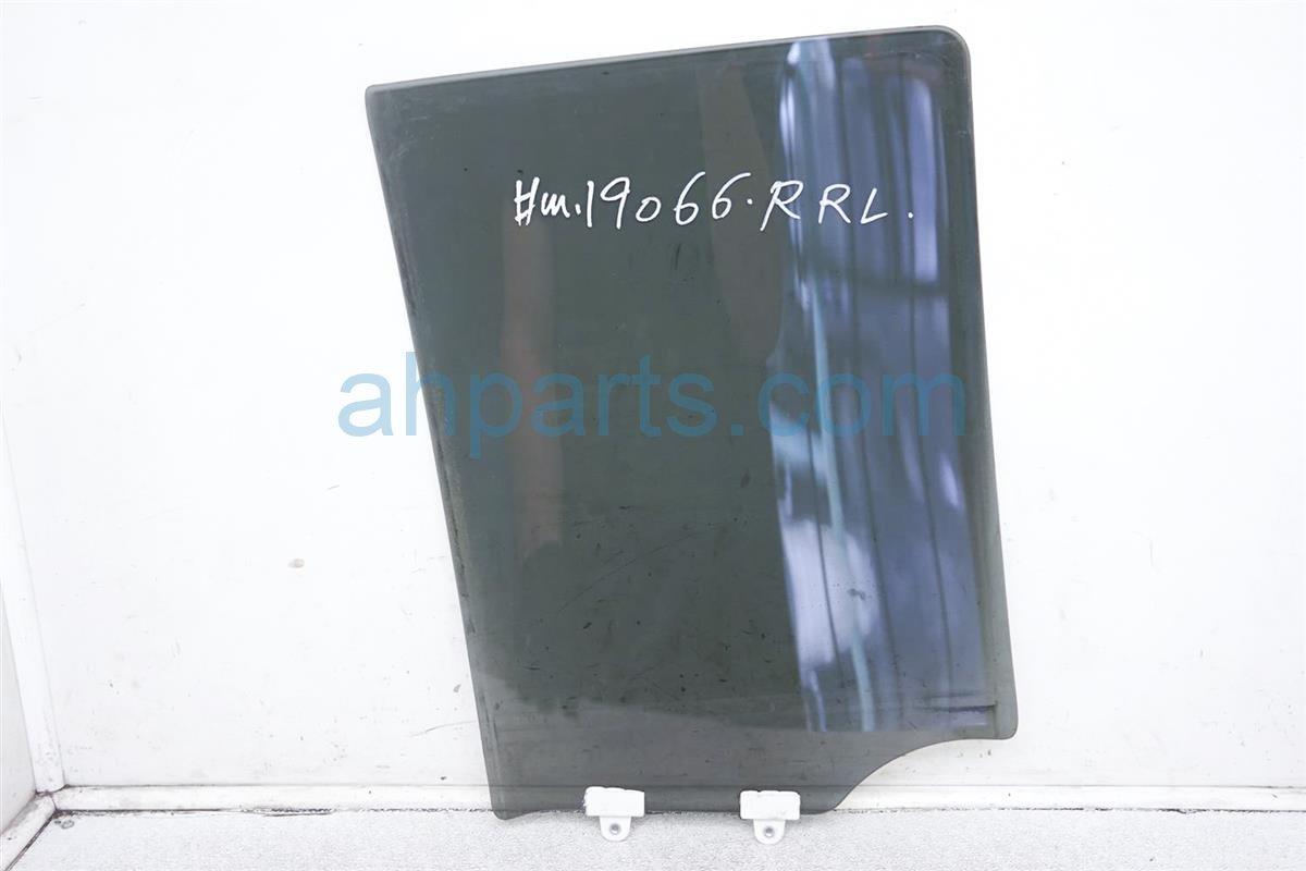 2011 Nissan Frontier 4dr Rear Driver Door Glass Window 82301 ZL40B Replacement