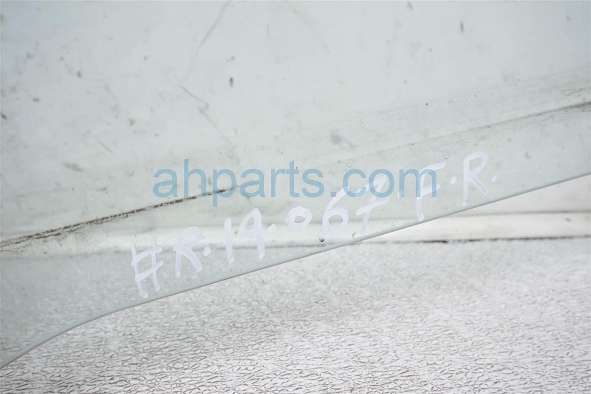 2003 Nissan Xterra Front Passenger Door Glass Window   80300 8Z400 Replacement