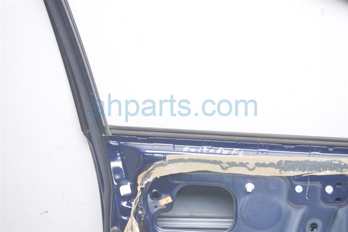 2001 Lexus Rx300 Front Driver Door   Shell Blue 67002 48011 Replacement