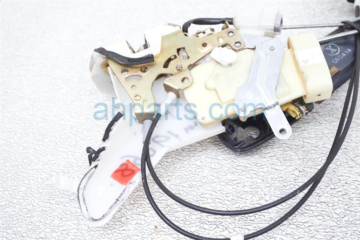 2001 Lexus Rx300 4dr Front Passenger Door Latch Actuator Lock 69030 48020 Replacement