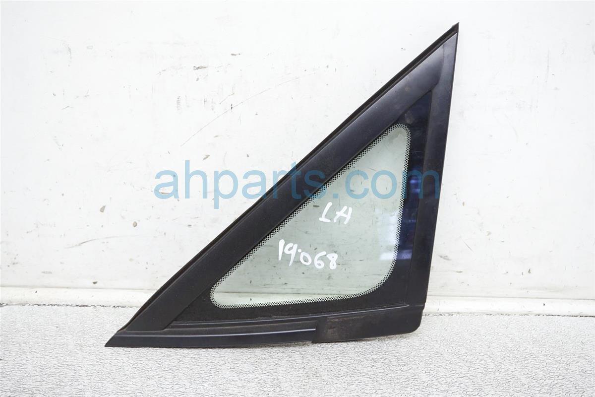 2001 Lexus Rx300 Driver Pillar Glass / Window 62120 48030 Replacement