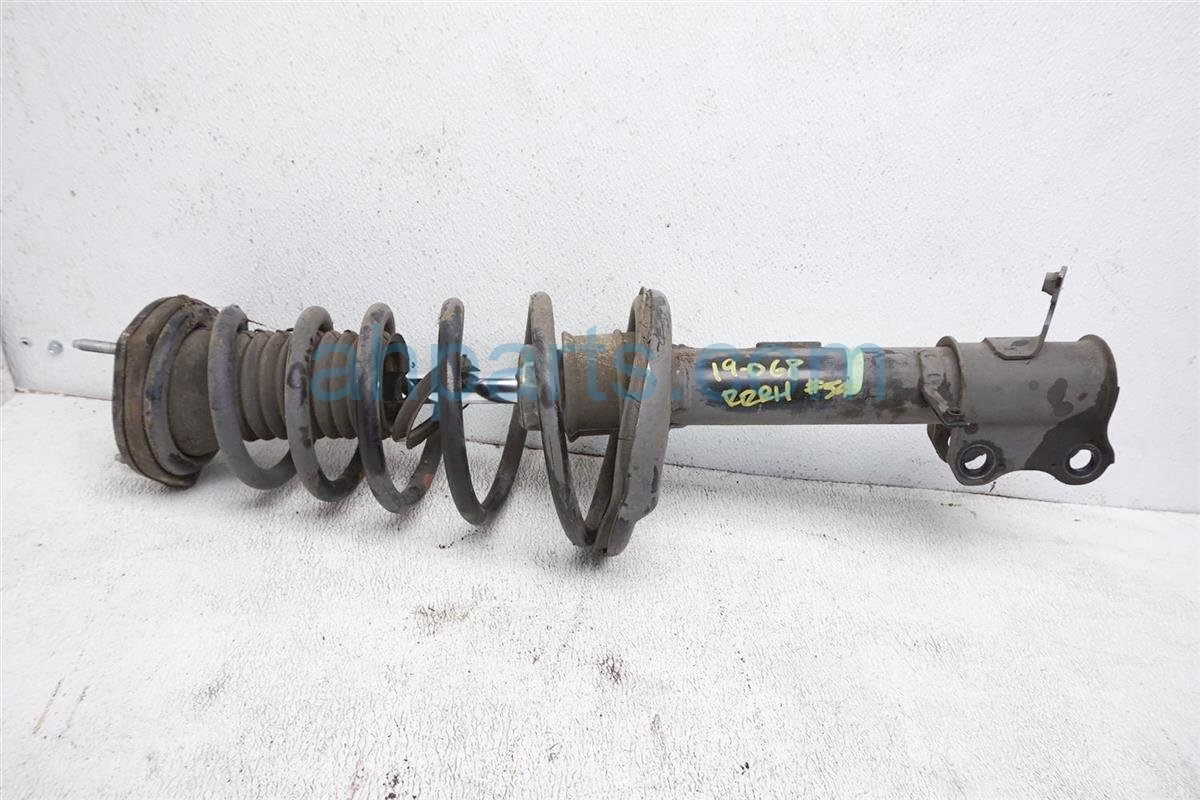2001 Lexus Rx300 Rear Passenger Strut Shock + Spring 48530 49165 Replacement