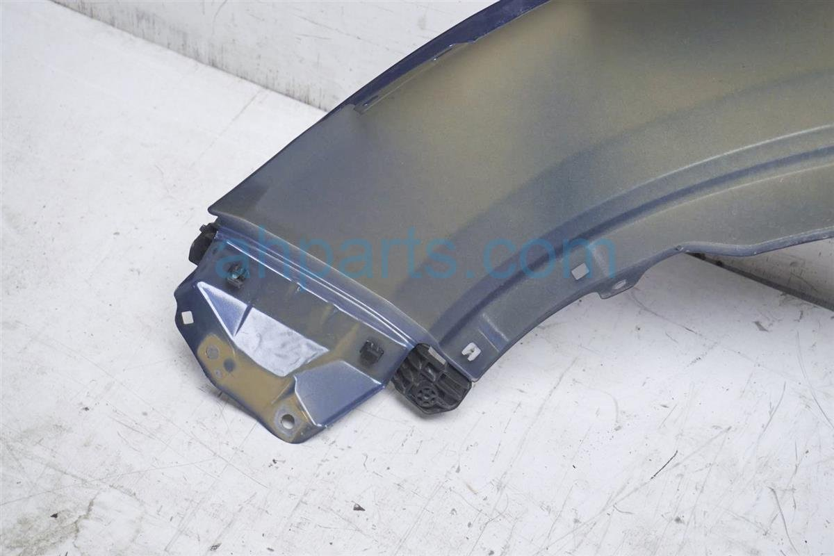 2016 Honda HR V Front Passenger Fender Blue 60211 T7J 305ZZ Replacement