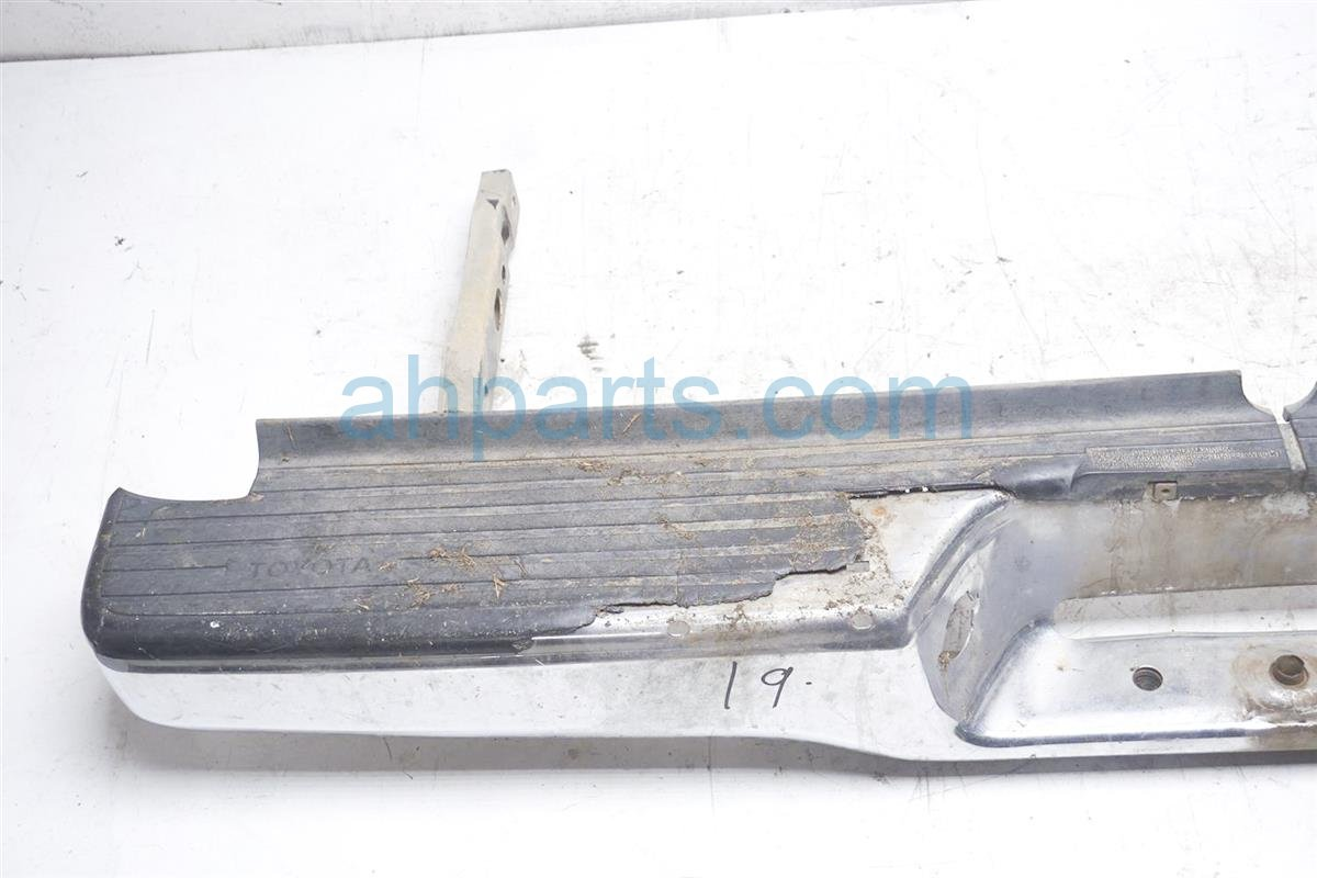1994 Toyota T100 Rear Bumper Cover   Chrome Replacement