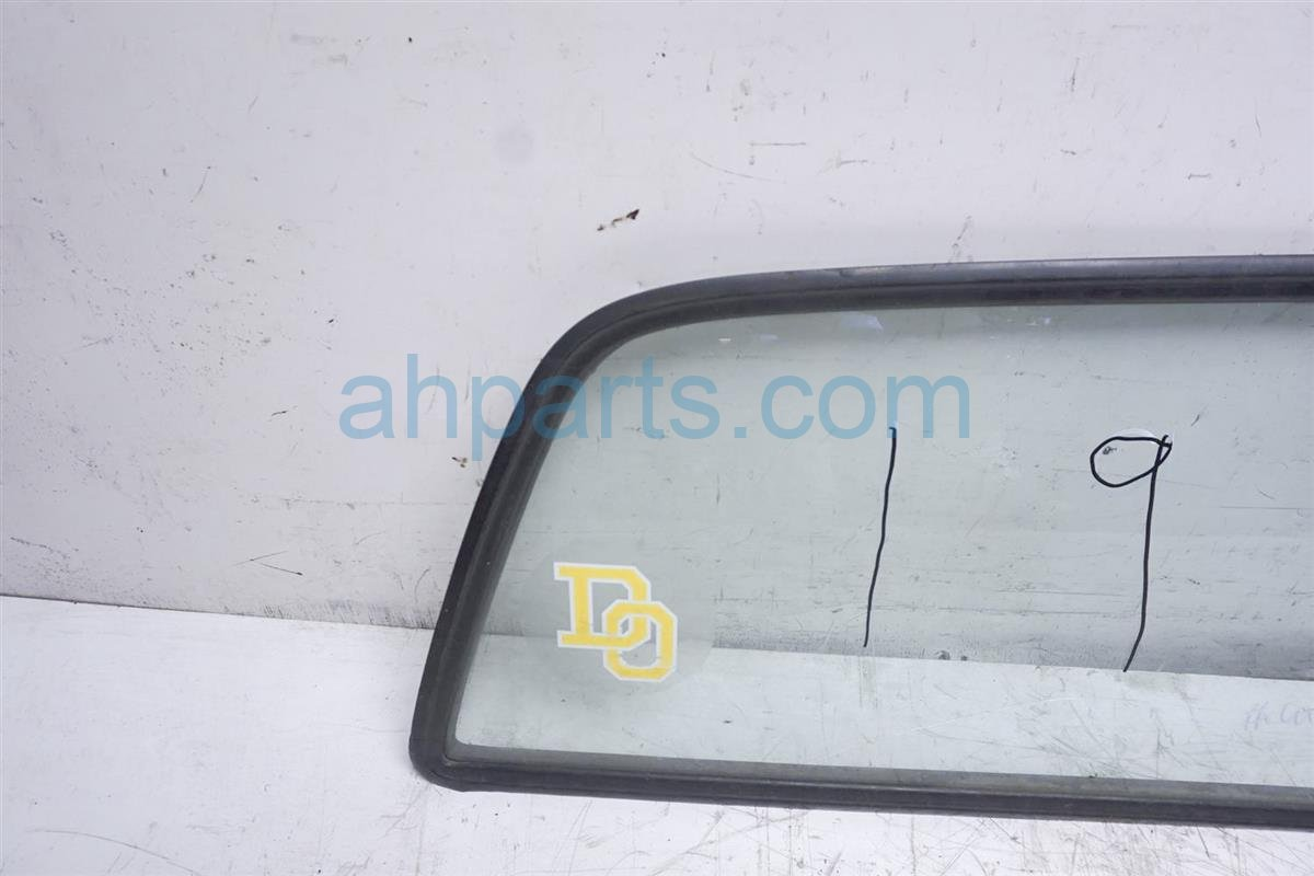 1994 Toyota T100 Rear Back Glass/windshield   64811 0W010 Replacement