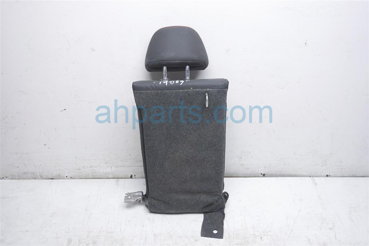 2017 Honda Accord Back (2nd Row) Rear Driver Seat Upper Portion 82521 T2G L41ZC Replacement