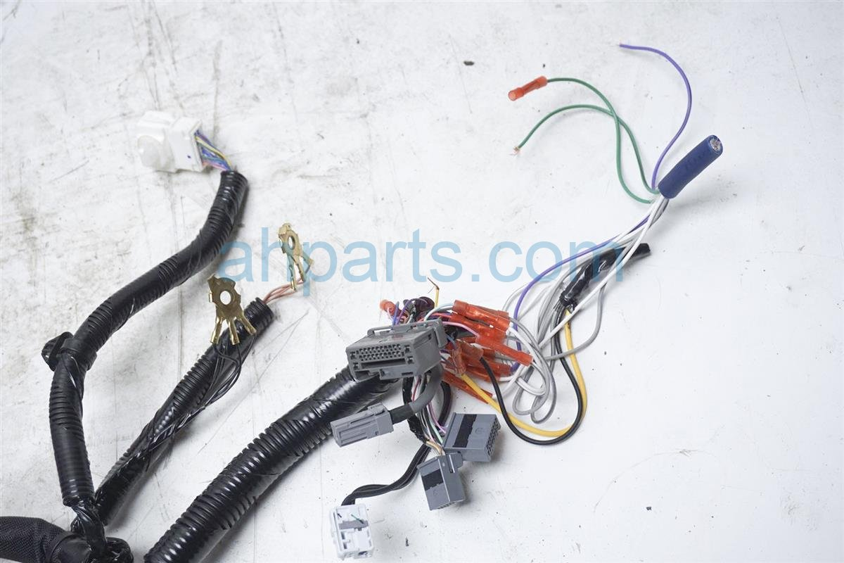 2017 Honda Accord Dashboard Instrument Wire Harness 32117 T2F A50 Replacement
